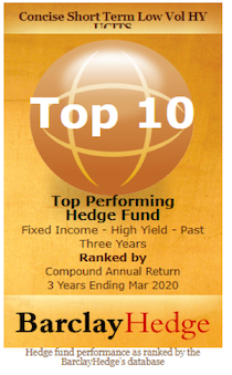 2020 Top 10 Hedge Fund